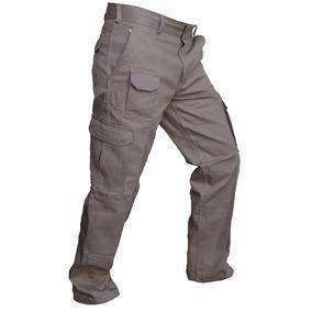 Pantalon Cargo Explora Reforzado Mejor Del Mercado Bolsillo