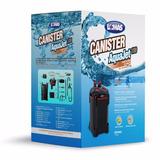 Filtro Externo De Canasta Aquajet 130 L Con Cargas