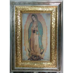 Cuadro De La Virgen De Guadalupe 74 X 102 Cm