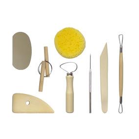 Kit De Herramientas Para Ceramica - Infantozzi