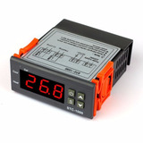 Termostato Digital 110v Incubadora Terrario Acuario Stc-1000