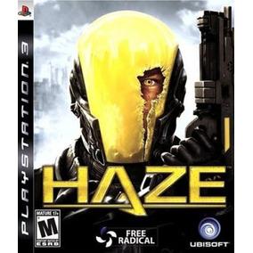Jogo Game Haze Seminovo Playstation Ps3