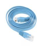 Cable Red Plano Categoria 6 Cat6 Rj45 Utp Ethernet 3 Metros