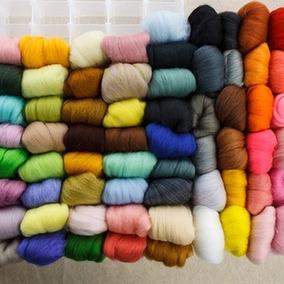 Pacote Lã Merino 5 Gramas - Escolha As Cores