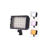 Kit 2 Lamparas 160 Leds Neweer Cn-160, Baterias Y Softboxes