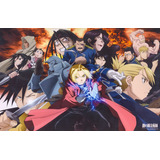 Colección Anime - Fullmetal Alchemist - 3 Posters