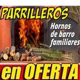 Construccion Hornos De Barro Parrilleros Estufas Planos X6