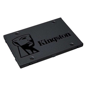 Disco Solido Ssd Kingston 480 Gb Sata Iii Sa400 S3