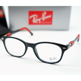 Rayban Redondo Vermelho - Óculos em Minas Gerais no Mercado Livre Brasil 596474f0bf
