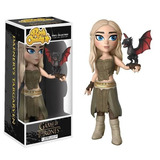 Figura Game Of Thrones Daenerys Rock Candy Original Funko