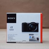 Camara Sony A5000 (ilce5000) Kit E Pz 16-50mm Cam03