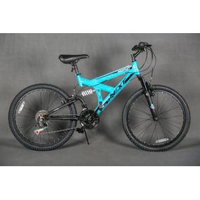 Oferta! Bicicleta Montaña Next Gauntlet R.24 Azul