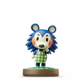Figura Amiibo Mabel Serie Animal Crossing Nintendo Wii U