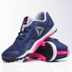 9232ce30b2 Tenis Reebok Workout Tr 2.0 Feminino Orig. + Nf De599