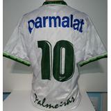 fb7827410c Camisa Palmeiras Parmalat 1996 - Camisas de Futebol no Mercado Livre ...