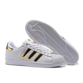 adidas Súperstar Originales Gold Dorado Envio Gratis