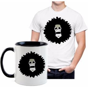 Caneca Exclusiva One Piece - Camisetas e Blusas no Mercado Livre Brasil 89cf75a2af6