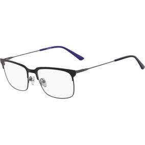 Armação Óculos Grau Calvin Klein Ck + Estojo 100% Original - Óculos ... d02abab716