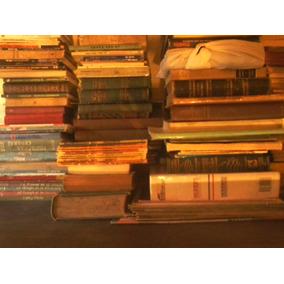 Lote 100 Libros Derecho Literatura Filosofía Etc., Paysandú