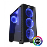 Pc Gamer A6 9500 4gb 1 Tb Radeon R5 Redragon Rgb Techstore