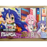 Calendario Conexión Manga 2018