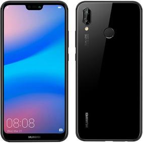 Celular Huawei P20 Lite- Oc, 4gb, 32gb Rom, Dual Cam-negro