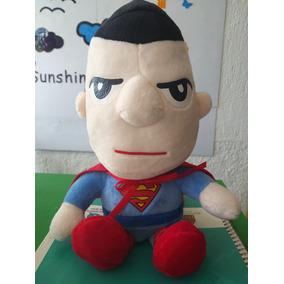 Peluche Superheroes Batman, Spiderman, Superman, Capitan