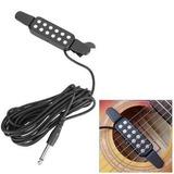 Pastilla Guitarra Acústica Electro Bajo Sexto Quinto 1/4