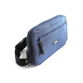 Cangurera Azul Marino , 100% Nylon K040241