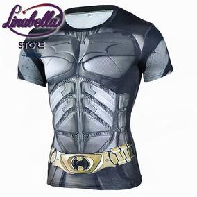 3f060ce106 Camisa De Compressao Marvel - Camisetas e Blusas no Mercado Livre Brasil