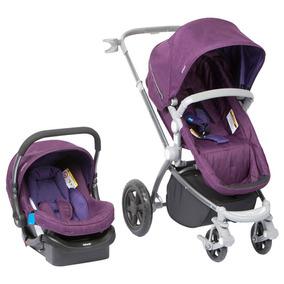 Nuevo Coche P/bebe Travel Epic Infanti Violeta + Regalo
