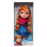 Muñeca Frozen Anna 30cm Original Disney