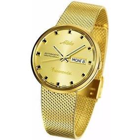 914377990df9 Reloj Automatico Mido Commander Caballero Mod. M842932213