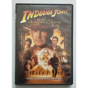 Dvd Indiana Jones Y El Reino De La Calavera De Cristal 21f7ebded6c