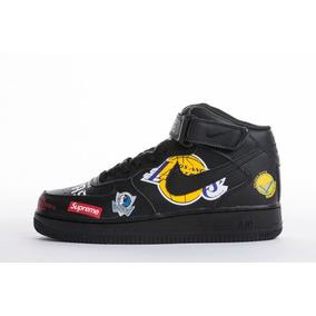 Tenis Nike Air Force 1 Nba Supreme