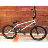 Bicicleta Bmx Freestyle Fad Jr 20 Llantas Aluminio 36 Rayos