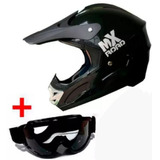 a92be9aa083cc Casco Cross H5 Mx Road + Antiparras + Guantes Atv Fas Fotos ...
