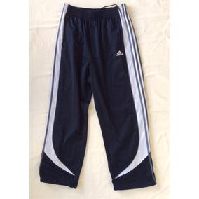 adidas Original Pantalon Deportivo Talle L Azul Hombre 09689b1598bf3