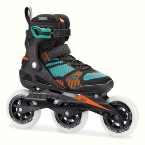 Rollers Patines Rollerblade Mecroblade 110 3wd Profesionales