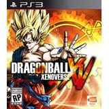 Dragon Ball Xenoverse Ps3 Digital Original + Español
