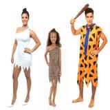 Kit 3 Fantasias Fred Flintstones, Vilma, Pedrita