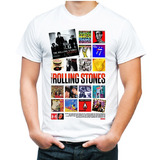 Remera / The Rolling Stones / Diseño Exclusivo / Pacamaka