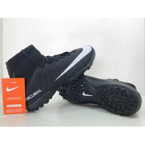 0670b2bbbc Chuteira Nike Nova Mercurial - Chuteiras no Mercado Livre Brasil