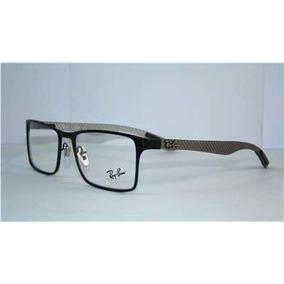 35ad6aaaef69b Armação De Grau Masculino Ray Ban Rb 6285 2502 - Original. Paraná · Armação  De Óculos Ray-ban Rb8415 2503