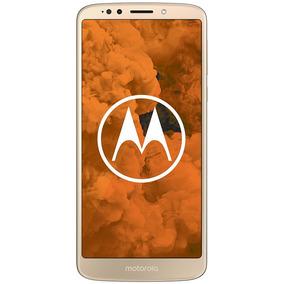 Celular Libre Motorola Moto G6 Play Dorado