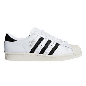 zapatillas adidas superstar blancas hombre
