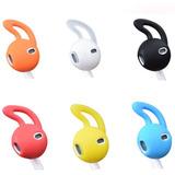 3 Earbud Eartip Gomas Earpods Iphone Y Ipod, Colores Y Envio