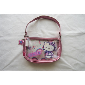 Cartera Pequeña De Kitty!!!, Color Rosa, Original Sanrio!!!,