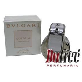 Bvlgari Omnia Crystalline 40 Ml Spray Lacrado Na Caixa Ate 90ml ... 5241a33eda