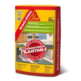 Bindafix Impermeable Adhesivo Para Ceramicas 25 Kg.